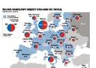 Handel kuleje na Wschodzie, Zach�d ci�gnie eksport w g�r�