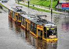 Deszcz powoduje w Polsce miliardowe straty