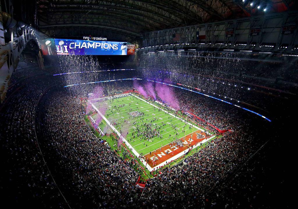 Super Bowl 2017 w Houston miał niesamowitą oprawę