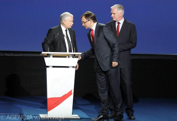 """""""Kaczy�ski nie pokona PO. Odebrali mu rolnik�w, m�odych i biskup�w"""". """"Co ty gadasz, Czarek?!"""""""