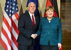 Wiceprezydent USA deklaruje w Monachium: Ameryka twardo wspiera NATO
