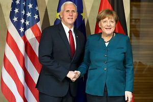 Kanclerz Niemiec Angela Merkel przyznaje: Mamy problem z euro