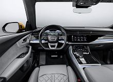 Audi Q9 - nowy model Audi będzie celował w Range Rovera
