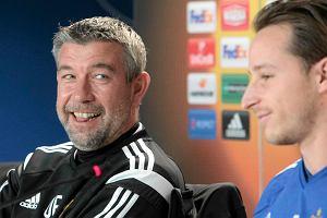 Liga Europejska. Trener FC Basel: Spos�b gry Lecha Pozna� za bardzo si� nie zmieni�