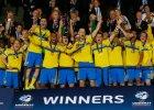 Szwedzi po raz pierwszy pi�karskimi mistrzami Europy do lat 21
