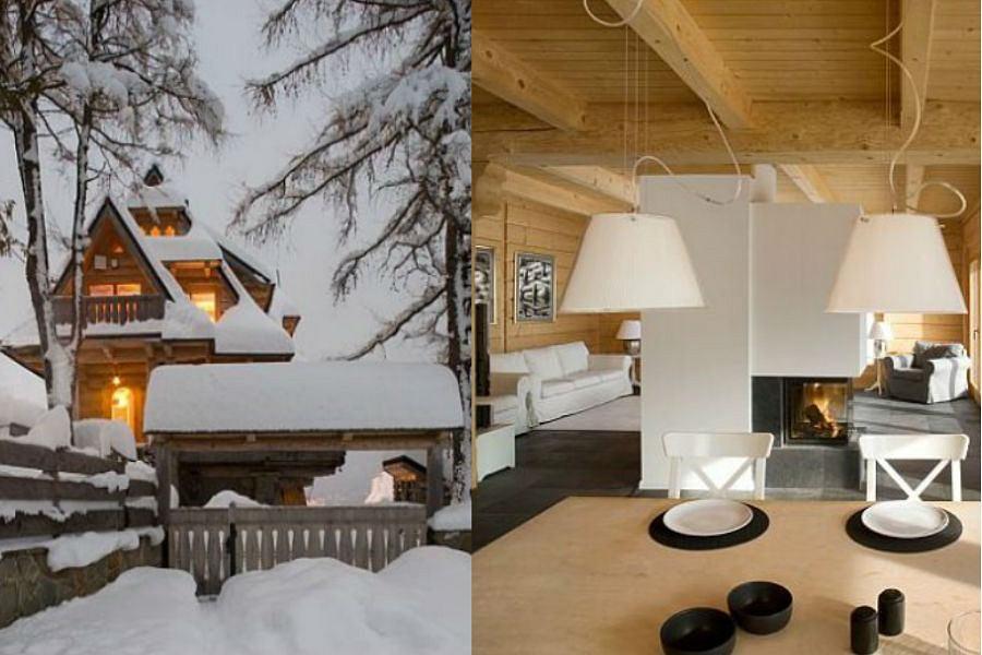 Preferowane Najpiękniejsze dodatki do mieszkania w górskim klimacie PI-81