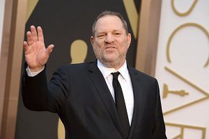 """Harvey Weinstein, producent filmów """"Django"""" i """"Pulp Fiction"""", zwolniony z własnej firmy za molestowanie seksualne"""
