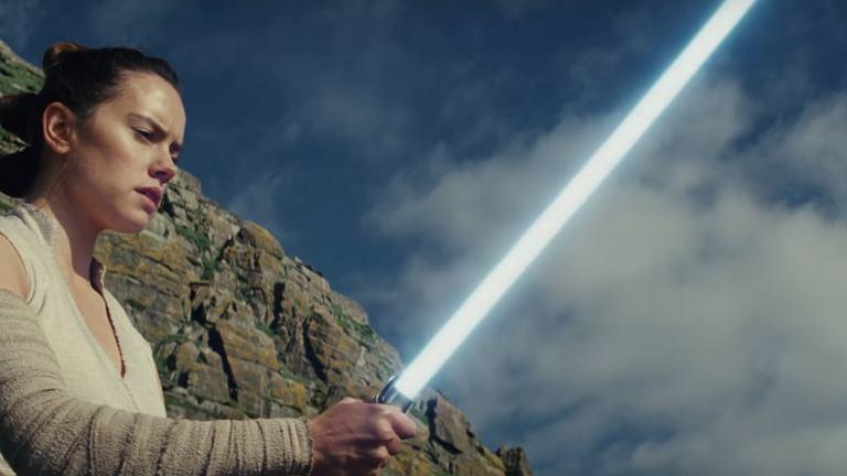 Zwiastun 'Gwiezdne Wojny: Ostatni Jedi'