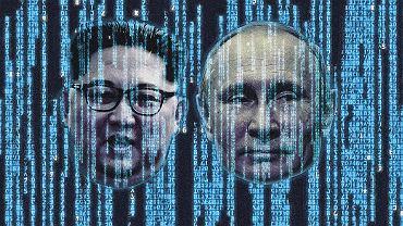 Korea Północna i Rosja dysponują armią hakerów, którzy mogą niemal wszystko