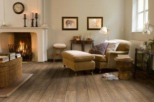 Podłoga laminowana: doskonała imitacja drewna
