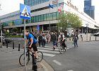 Sejm nie chce się zgodzić, żeby rowerzyści mogli przejeżdżać wzdłuż pasów dla pieszych