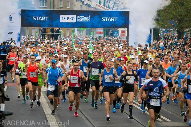 0ca5755d Cztery tygodnie przed maratonem - co musisz wiedzieć przed Poznań Maraton?