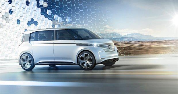 Volkswagen Budd-e | Elektryczny Microbus na miarę XXI wieku