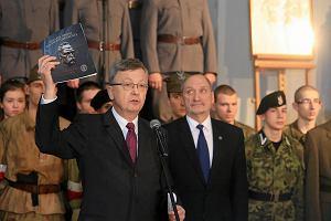 Wojciech Fałkowski, człowiek Macierewicza, nowym dyrektorem Zamku Królewskiego w Warszawie