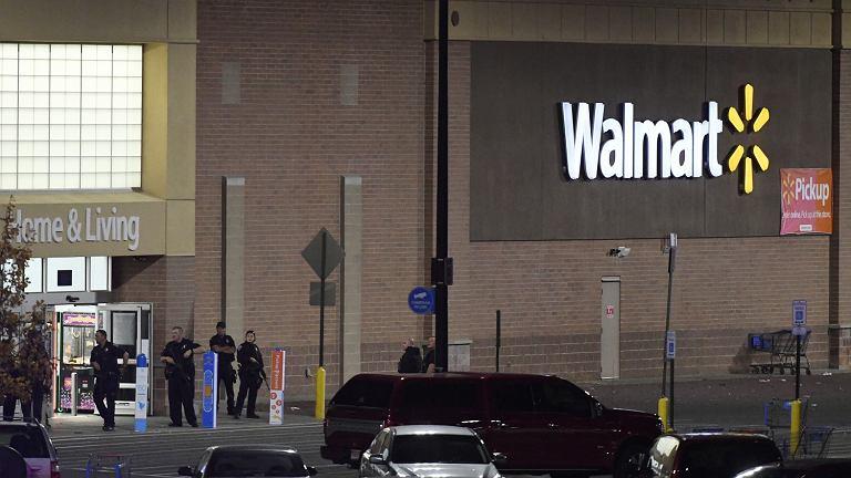 Strzelanina w Walmarcie