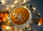 Zupa z dyni z mandarynkami - Zdjęcia
