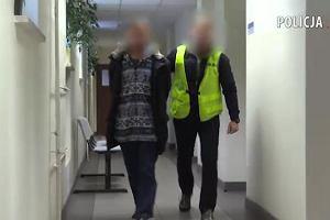Pedofil w rękach policji. Mężczyzna jest podejrzany o produkcję pornografii i wykorzystywanie własnego dziecka