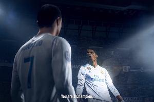 EA ma spory problem. FIFA 19 do poprawy po transferze Cristiano Ronaldo z Realu do Juventusu