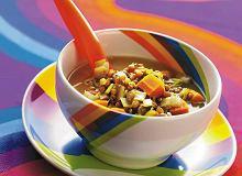 Zupa z soczewic� - ugotuj