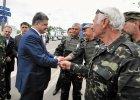 Poroszenko faworytem ukrai�skich wybor�w. Tylko czy uda si� je zorganizowa�?