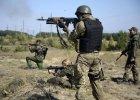 """Ukraina. Si�y rz�dowe przygotowuj� si� do wycofania. """"Dzia�ania wida� te� po stronie separatyst�w"""""""