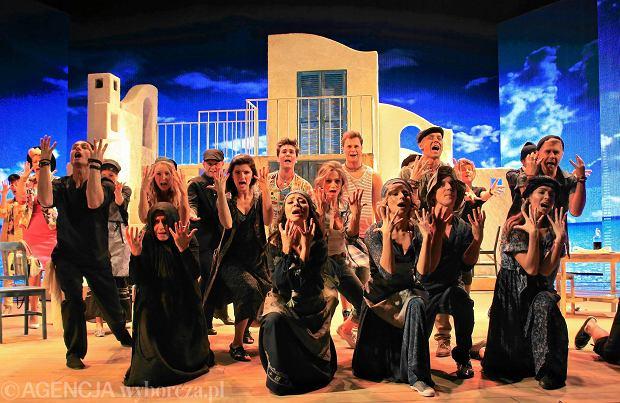 """Premiera musicalu """"Mamma Mia!"""" z piosenkami ABBY już w sobotę"""