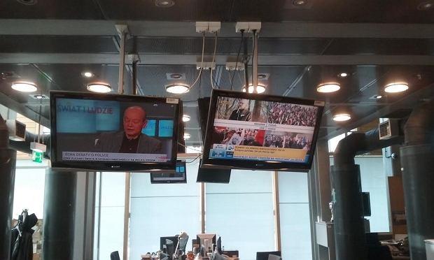 TVP Info nie pokazuje manifestacji