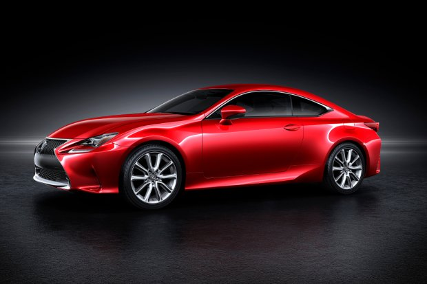 Lexus RC 200t | Do kompletu