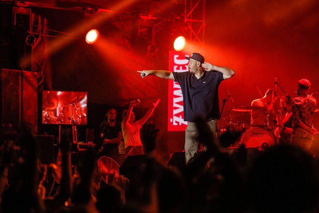 męskie granie 2016 warszawa / Damian Kramski / LIVE
