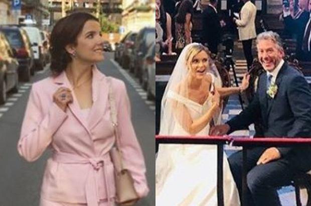 Joanna Jabłczyńska przygotowała specjalną niespodziankę na ślubie Krupy. Miny małżonków bezcenne