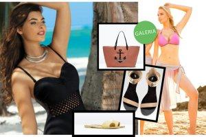 Plażowe akcesoria z sieciówek i sklepów internetowych [Zara, Reserved, Cropp, Promod, DeeZee i inni]