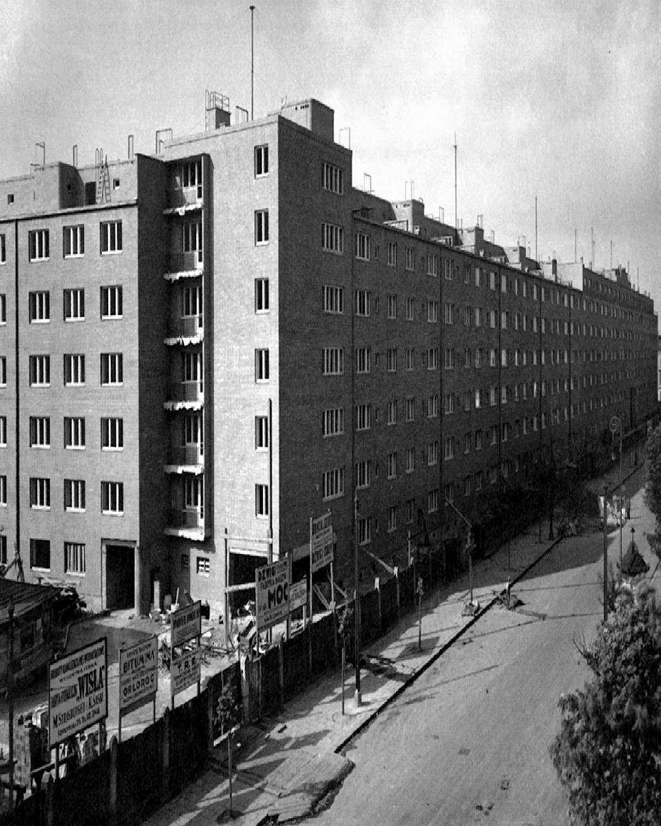 Zdjęcie numer 9 w galerii - Zobacz bezcenne zdjęcia nowoczesnej Warszawy z lat 30.