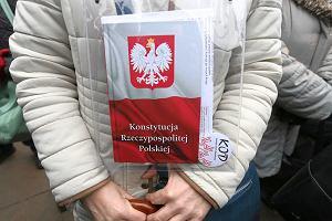 Biwak w obronie konstytucji