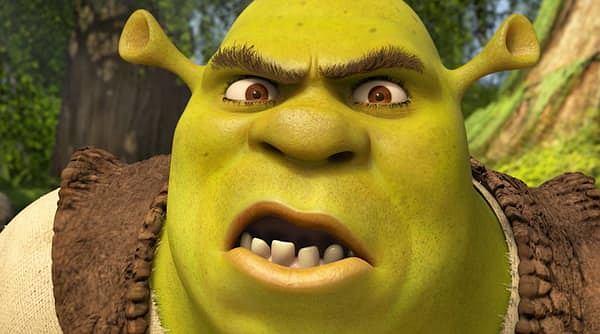 Shrek / Screen z filmu Shrek