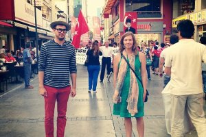 21 dni i ponad 5500 kilometrów w tym samym ubraniu. Clara i Jeff pojechali na naprawdę niezwykłą randkę - bez bagażu