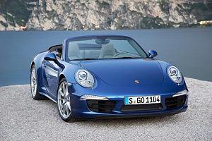 Salon Paryż 2012 | Porsche 911 Carrera 4 i 4S