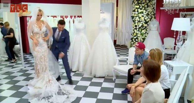 25acd779d4 Doda wybrała suknię ślubną! Taką