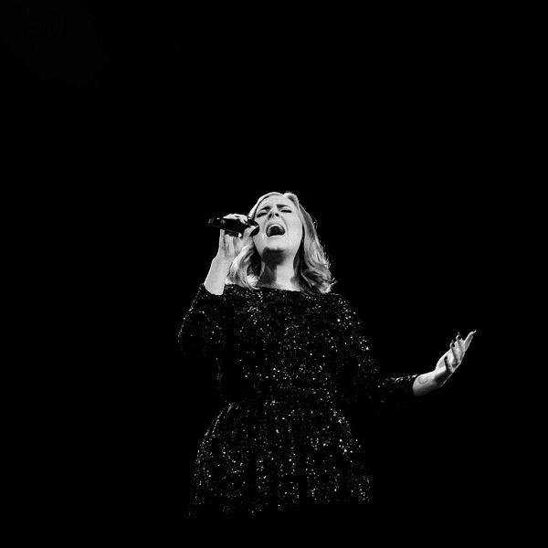Marta Podulka / Tribute to Adele