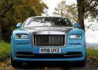 Rolls-Royce Wraith   Test   Naczelny o czymś zapomniał