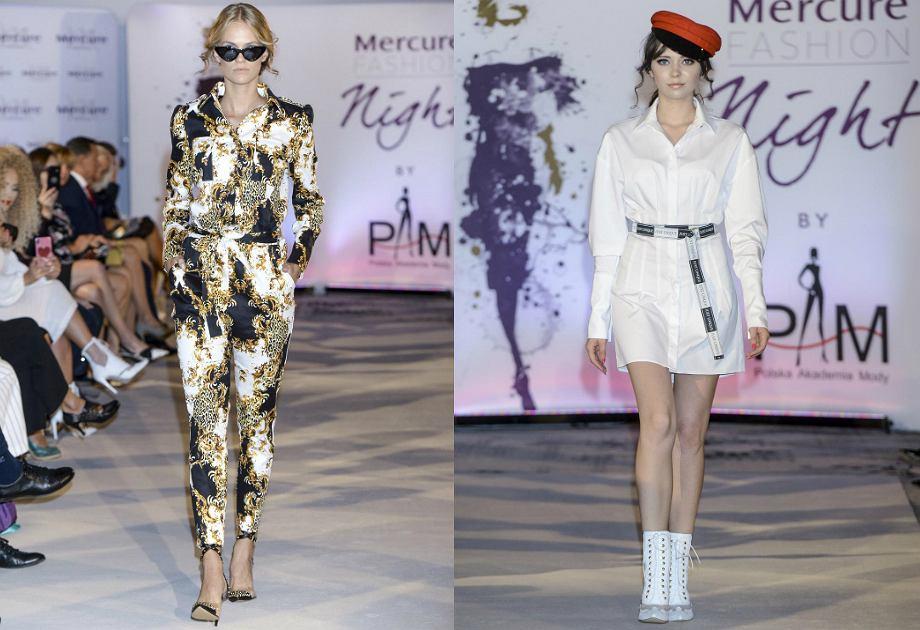 Just Unique - pokaz kolekcji podczas Mercure Fashion Night