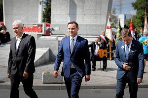 Prezydent: Nie by�oby zwyci�stwa Sierpnia'80 bez poparcia �l�ska