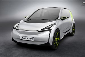 Elektryczne auto PiS pojedzie w kampanii wyborczej