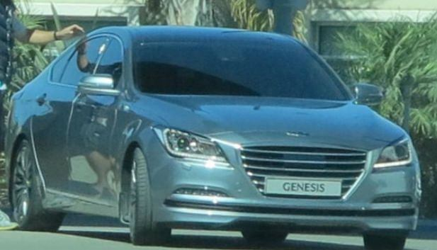 Nowy Hyundai Genesis - wyciek
