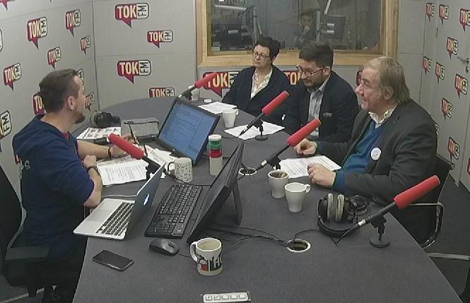 Joanna Załuska, Karol Bijoś, dr Marcin Skubiszewski