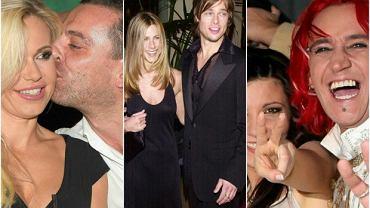 Doda, Emil Haidar, Jennifer Aniston, Brad Pitt, Magda Femme, Michał Wiśniewski