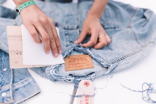 Naszywki, hafty i dziury w ulubionych dżinsach? Levi's Tailor Shop on Tour od 23 czerwca rusza w Polskę