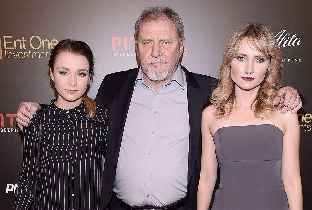 Andrzej Grabowski zostanie dziadkiem. I to podwójnie! Jego dwie córki niebawem powitają na świecie swoje dzieci.