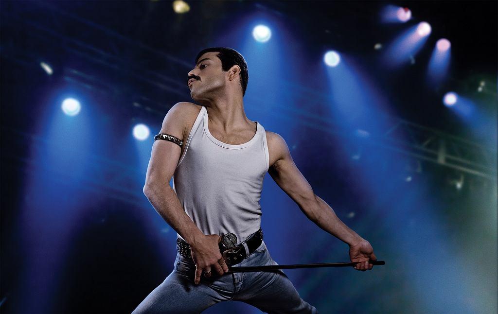 Rami Malek jako Freddie Mercury w 'Bohemian Rhapsody' / Imperial - Cinepix