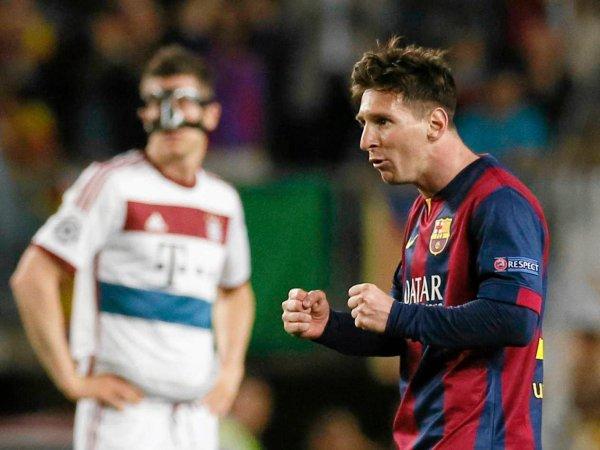 Neymar dobija Bayern w końcówce! Wielki Messi! Bawarczycy na kolanach. Co! Za! Mecz!