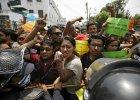 Nepal rok po dniu, w kt�rym zatrz�s�a si� ziemia